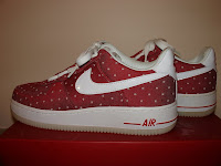Nike Women Air Force 1 Valentine 2007