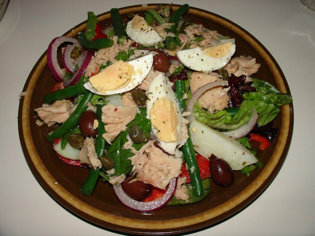 how to make tuna salad at home