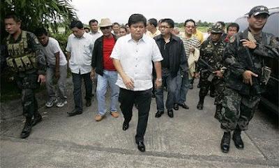 Governor Zaldy Ampatuan
