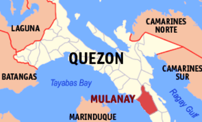 Mulanay, Quezon