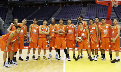 Meralco Bolts Team