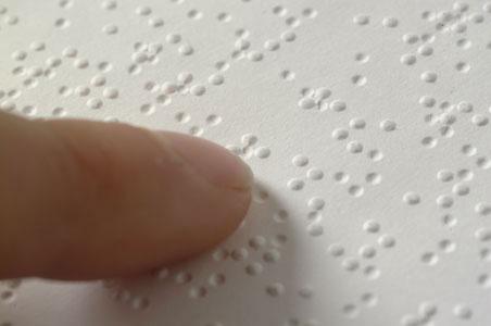 Resultado de imagem para Curso Livre em Braille na Universidade Lusófona