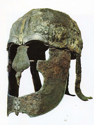 viking helmet6th to 9th