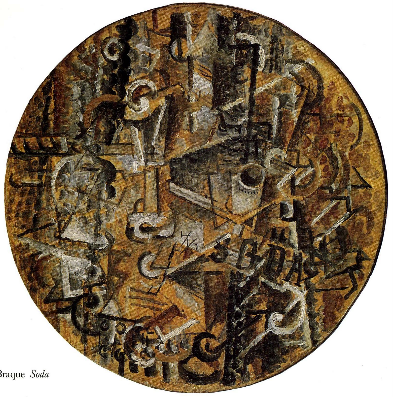 Modern Art With Professor Blanchard Cubism