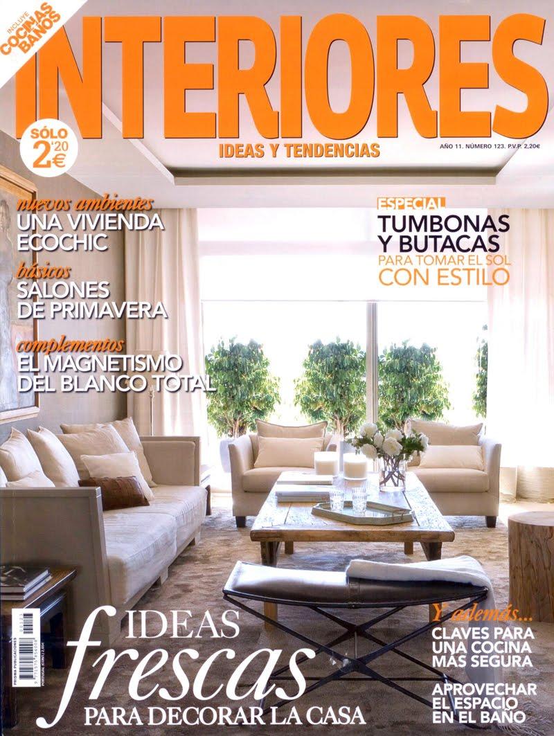 MILL-HOUSE EN LA REVISTA INTERIORES