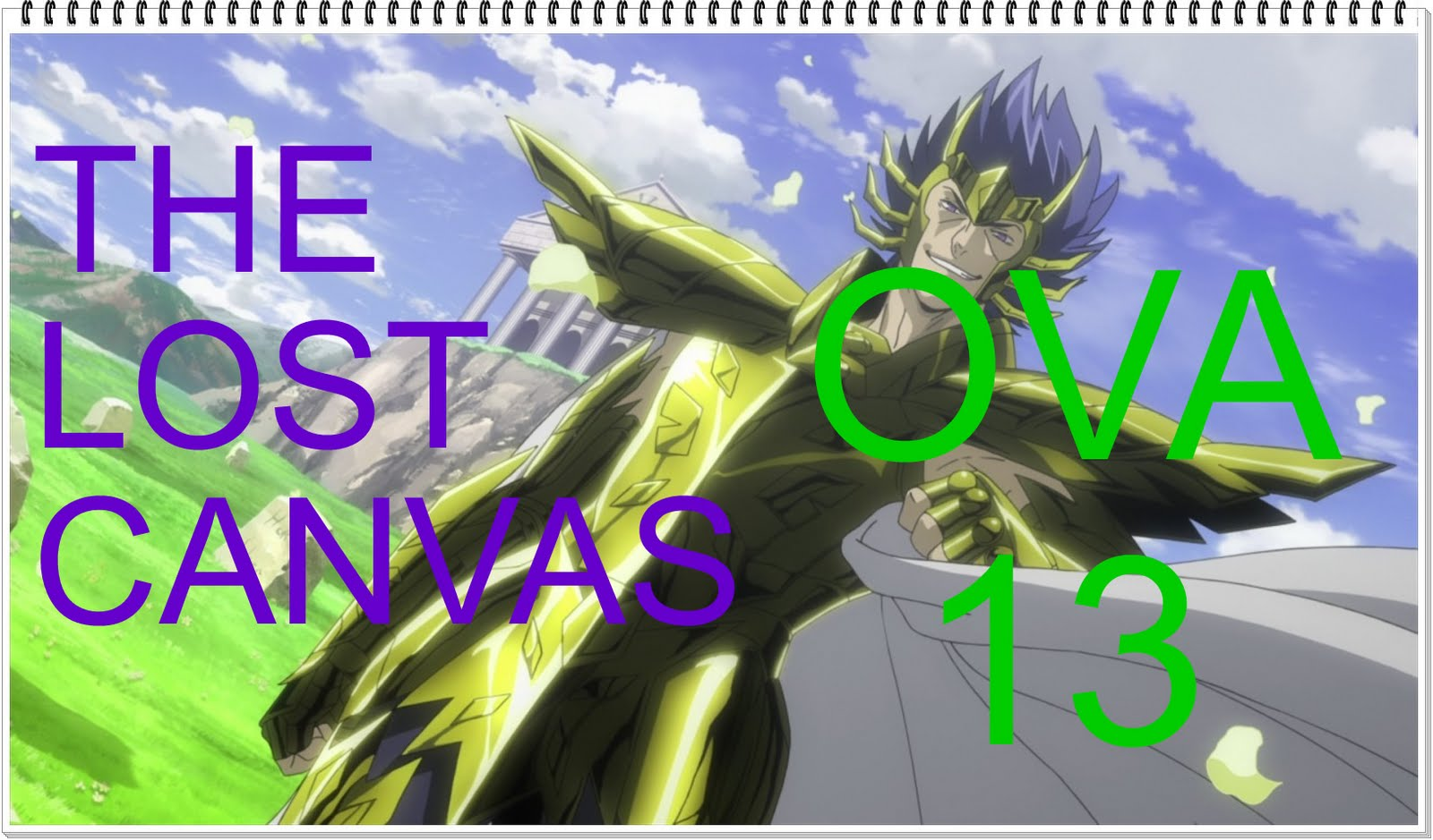 The lost canvas ova 13