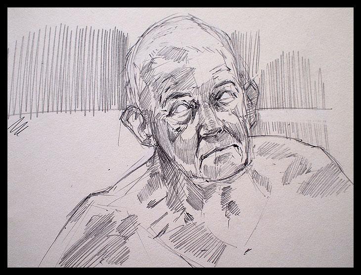 Ryan Stevenson Art Blog: Traditional Life Drawing