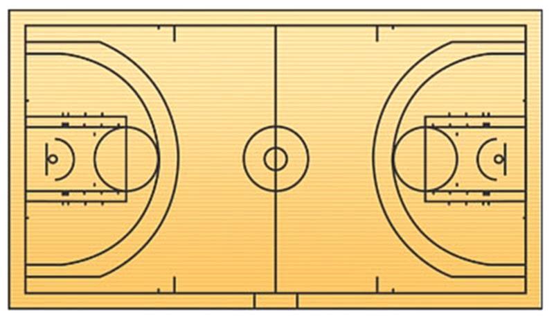 Jumlah pemain dalam permainan bola basket adalah 5 orang dalam satu ...
