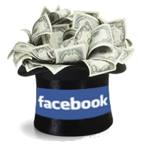 money from facebook