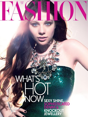 3comentarios On &Quot;michelle Trachtenberg Portada Fashion Mayo 09""