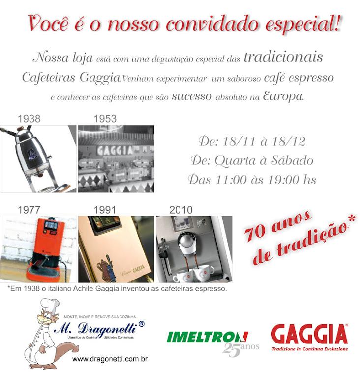 Cafeteiras Gaggia