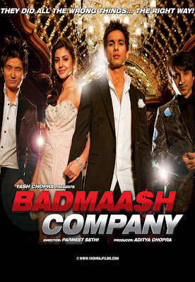 Badmaash Company 2010 DVDrip Movie