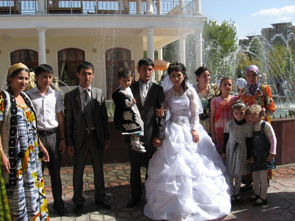 The Bride And Groom Then Go To The Groom's House Very Briefly To Greet His  Family Then They Return To Her House, Where She Is Able To Rest For About  An
