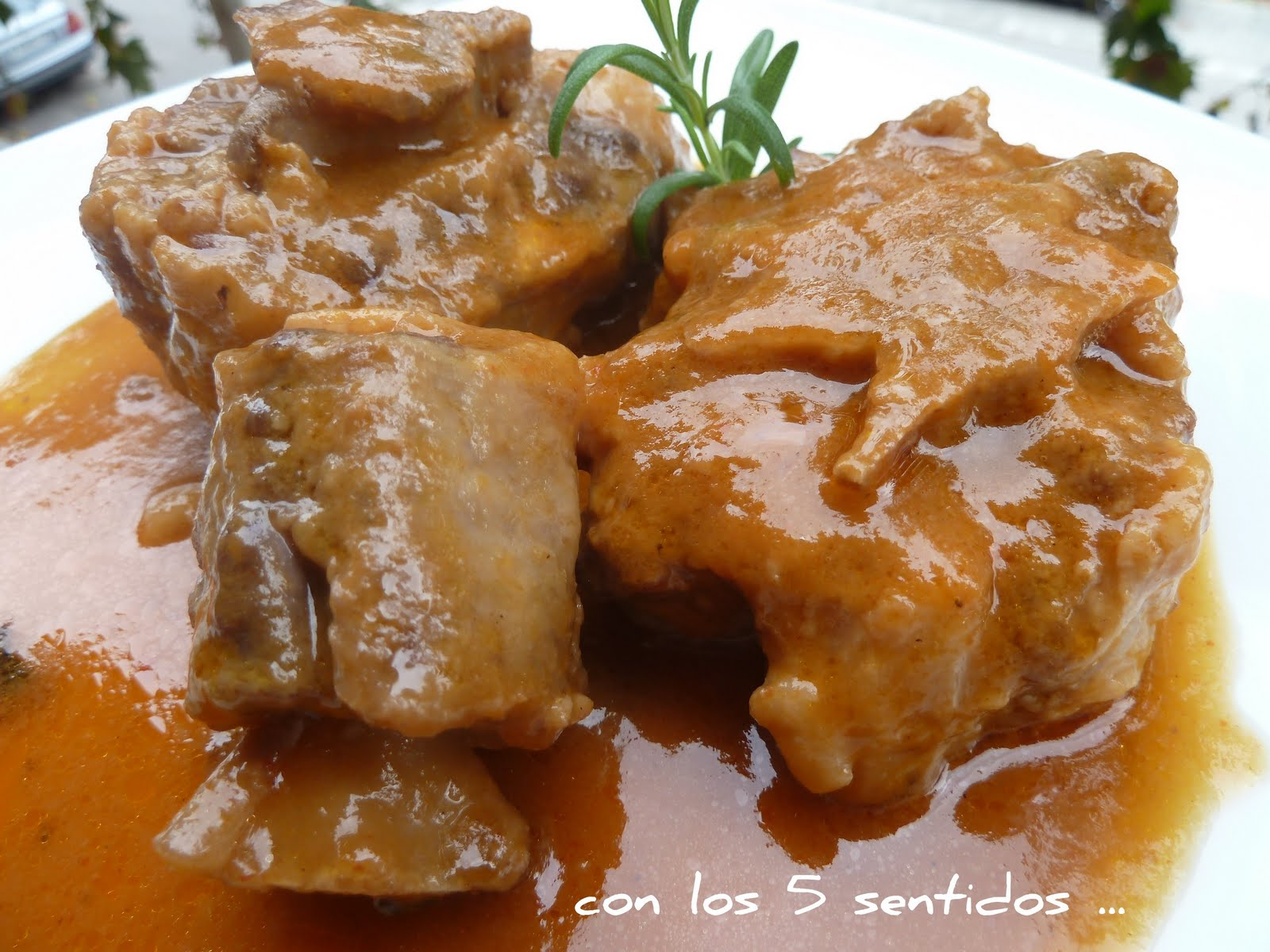 Crismascocina rabo de ternera share the knownledge - Cocinar rabo de ternera ...