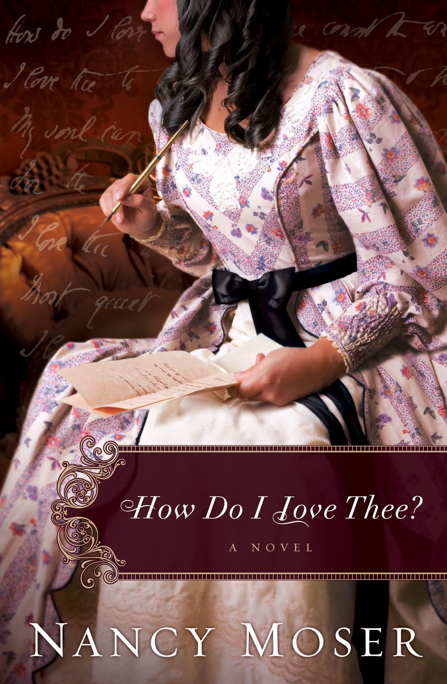 how do i love thee by How do i love thee is sonnet number 43 taken from the sonnets from the portuguese, a book first published in 1850 elizabeth barrett browning chose this title to.