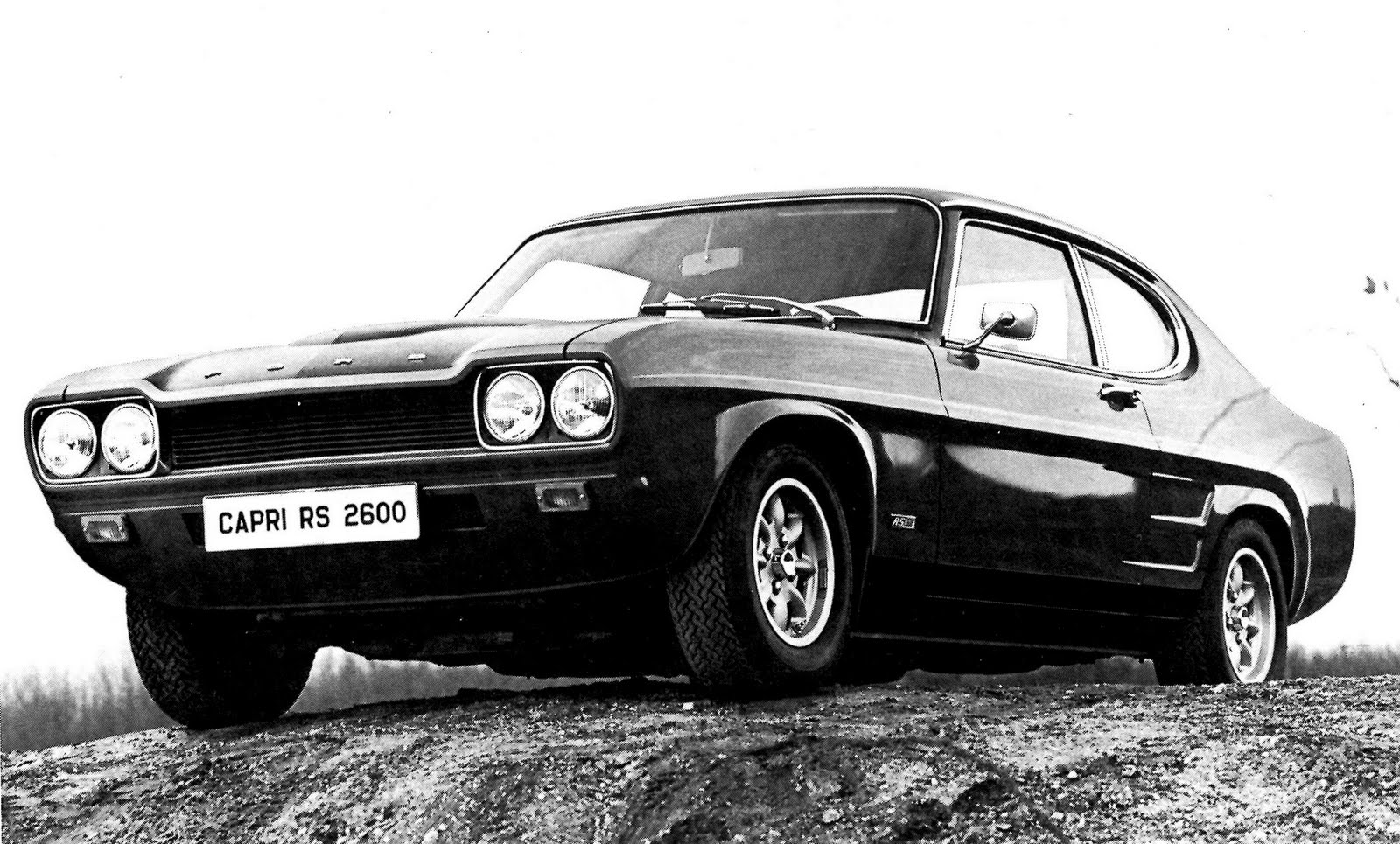 the driving philosopher remember the ford capri rs 2600. Black Bedroom Furniture Sets. Home Design Ideas