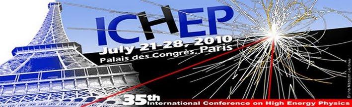 Blogging ICHEP 2010