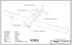 Original Robin Isometric drawing