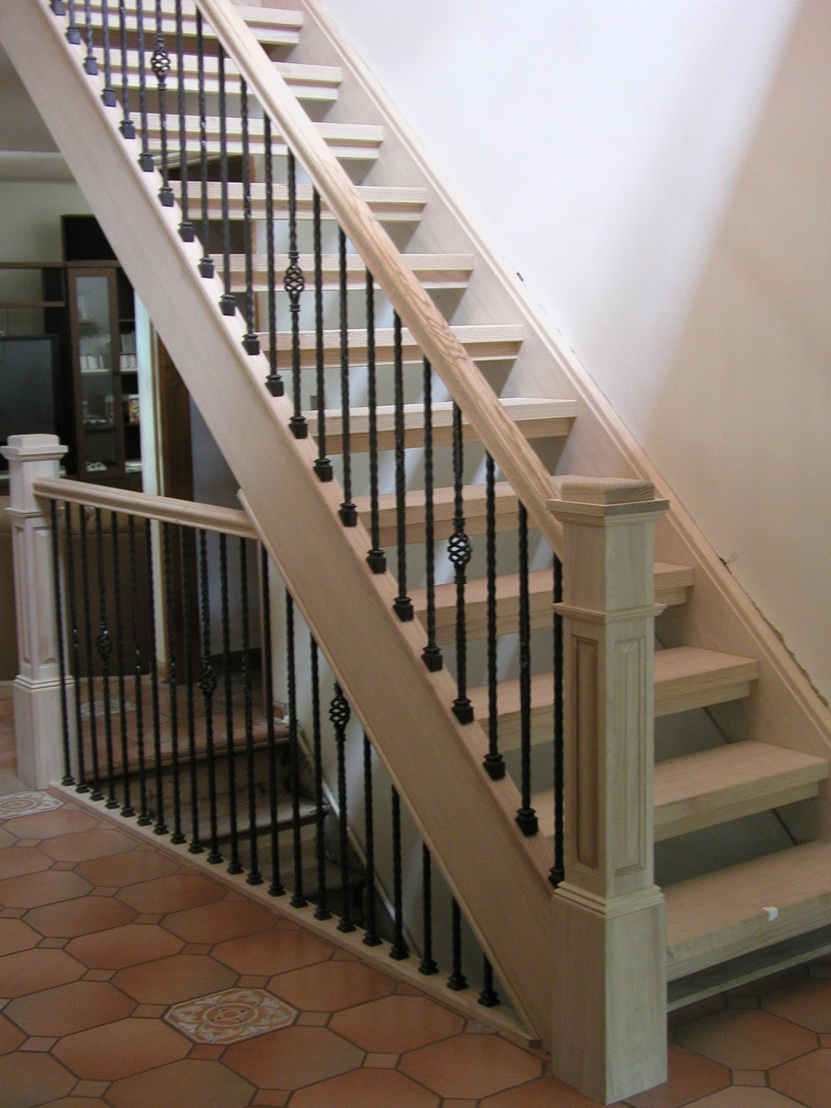 Lomonaco 39 S Iron Concepts Home Decor New Powder Coated Baluster Finishes Now Available