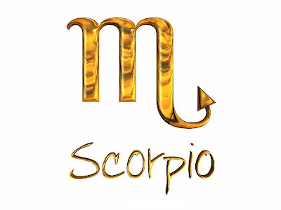 Scorpio and Virgo Have almost the exact symbol.