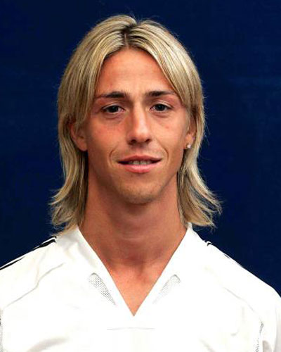 Guti Is A Spanish Football Player