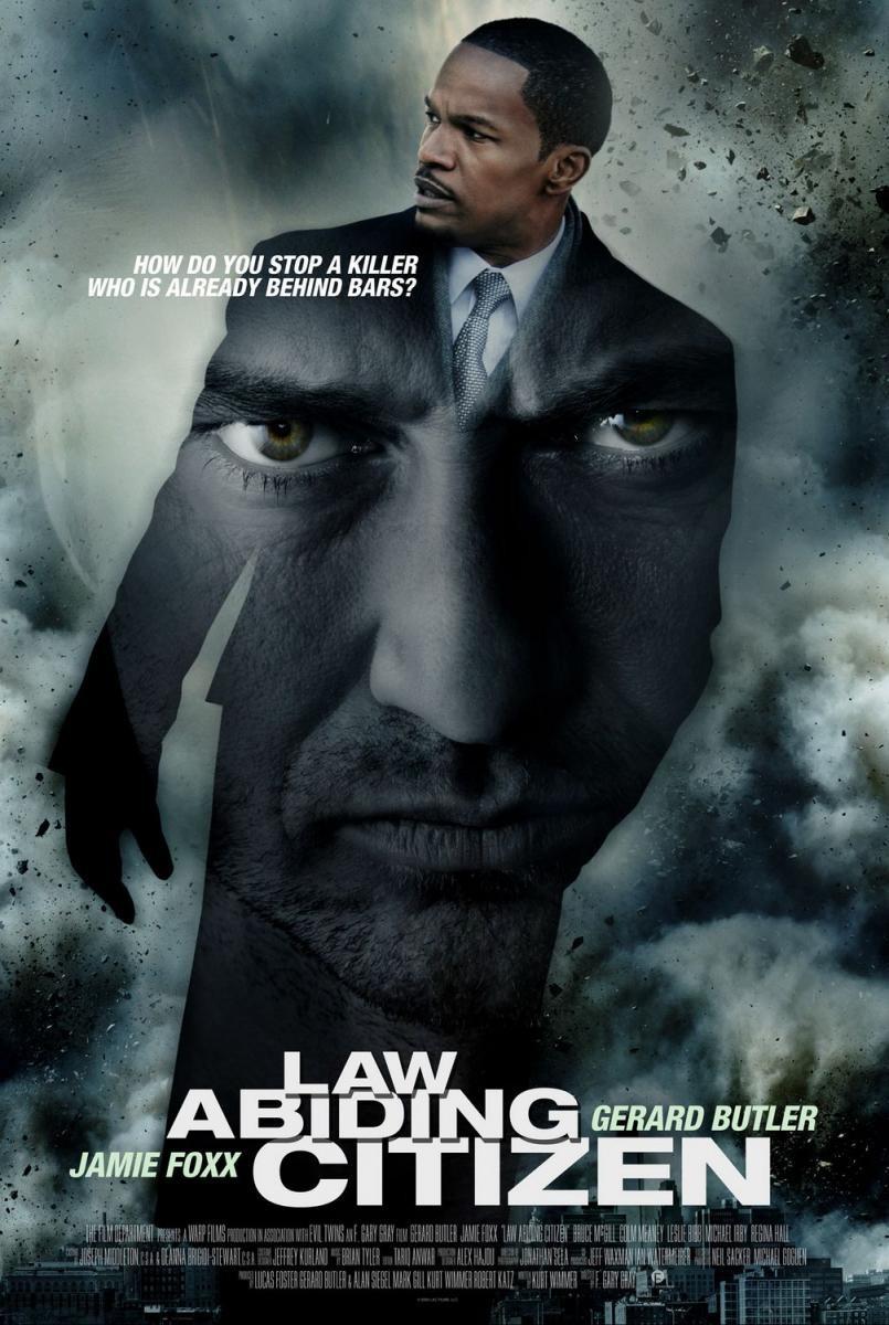 El+vengador+ +Law+Abiding+Citizen El Vengador / Dias De Ira DvdRip Latino En 1 Link