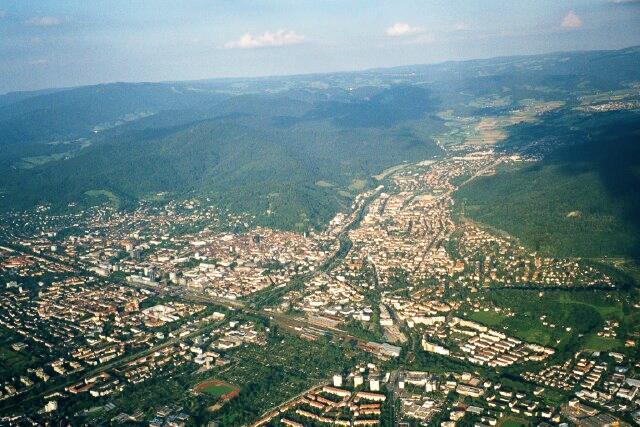 Freiburg Rieselfeld and