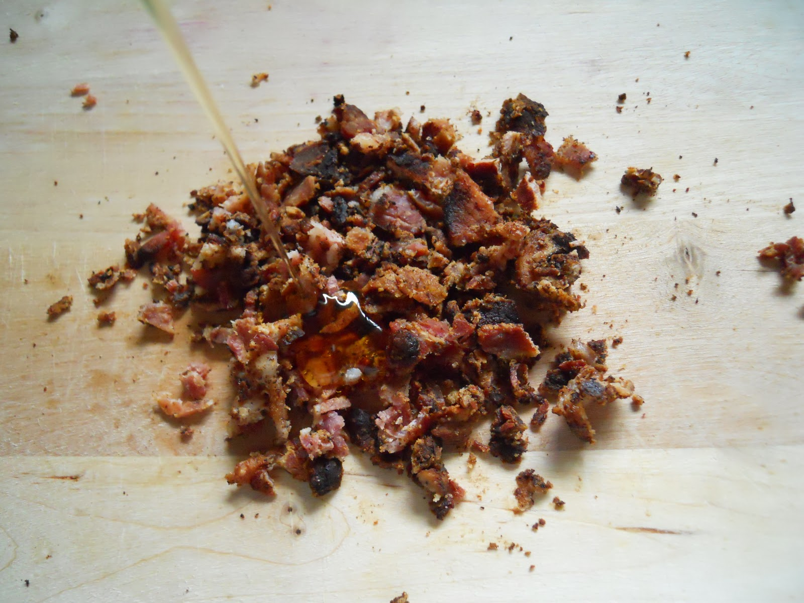 Jesse's Kitchen: Maple Bacon Kettle Corn