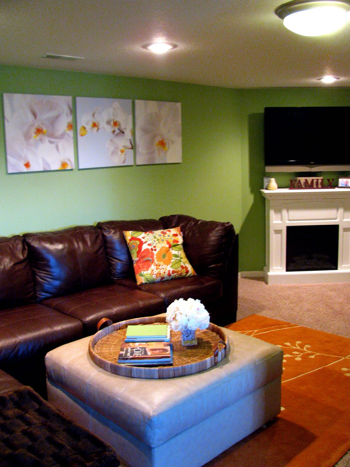April Featured Space Living Room