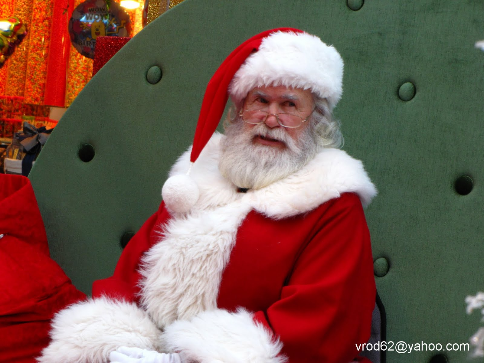 Pictures Of Santa Claus | New Calendar Template Site