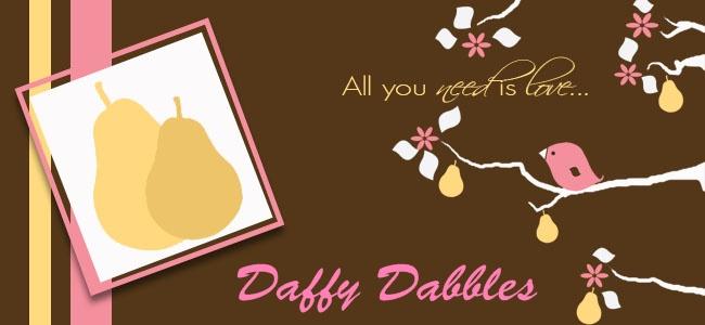 Daffy Dabbles