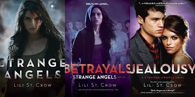 Download Strange Angels Strange Angels 1 By Lili St Crow