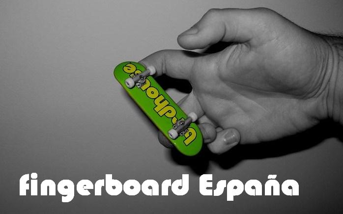 fingerboard España