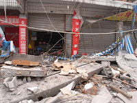 2008 Sichuan earthquake (photo courtesy of Wikipedia)