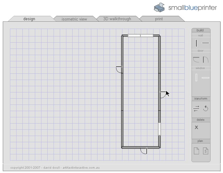 Tecnolog a habitual dise ar un plano online for Como disenar una casa en 3d