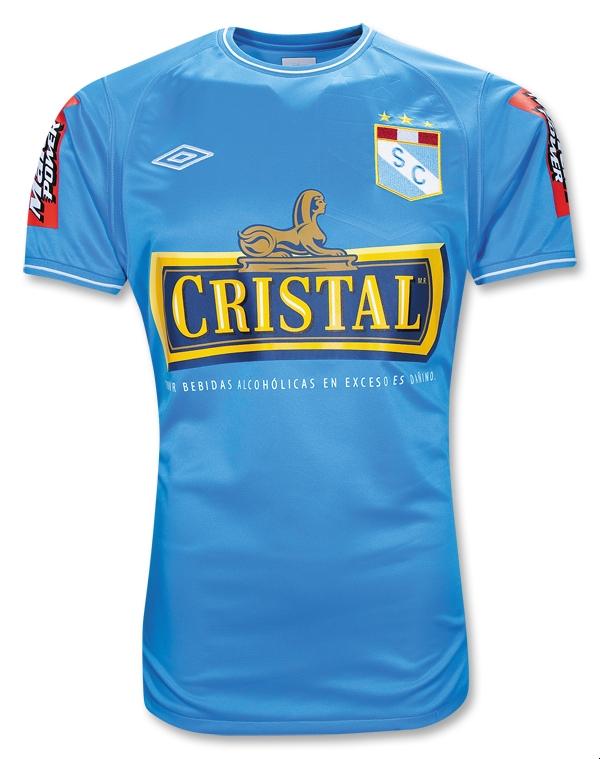 Sporting Cristal Trikot Home 2010