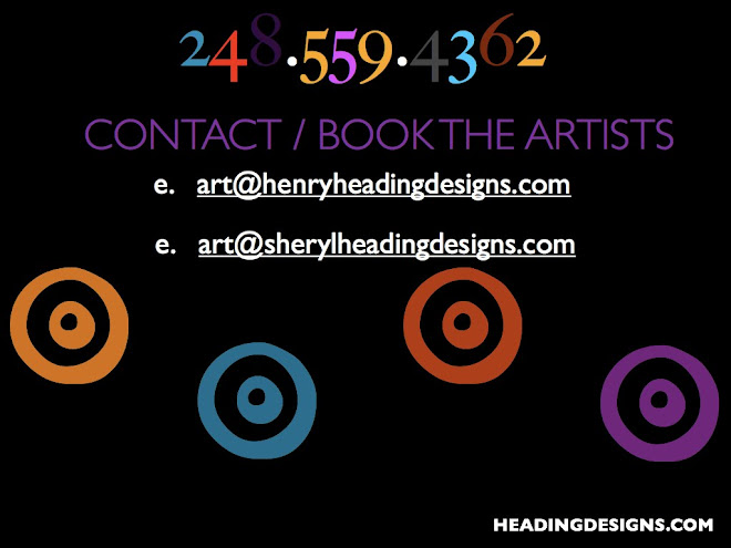 Heading Designs Online - Contact Us