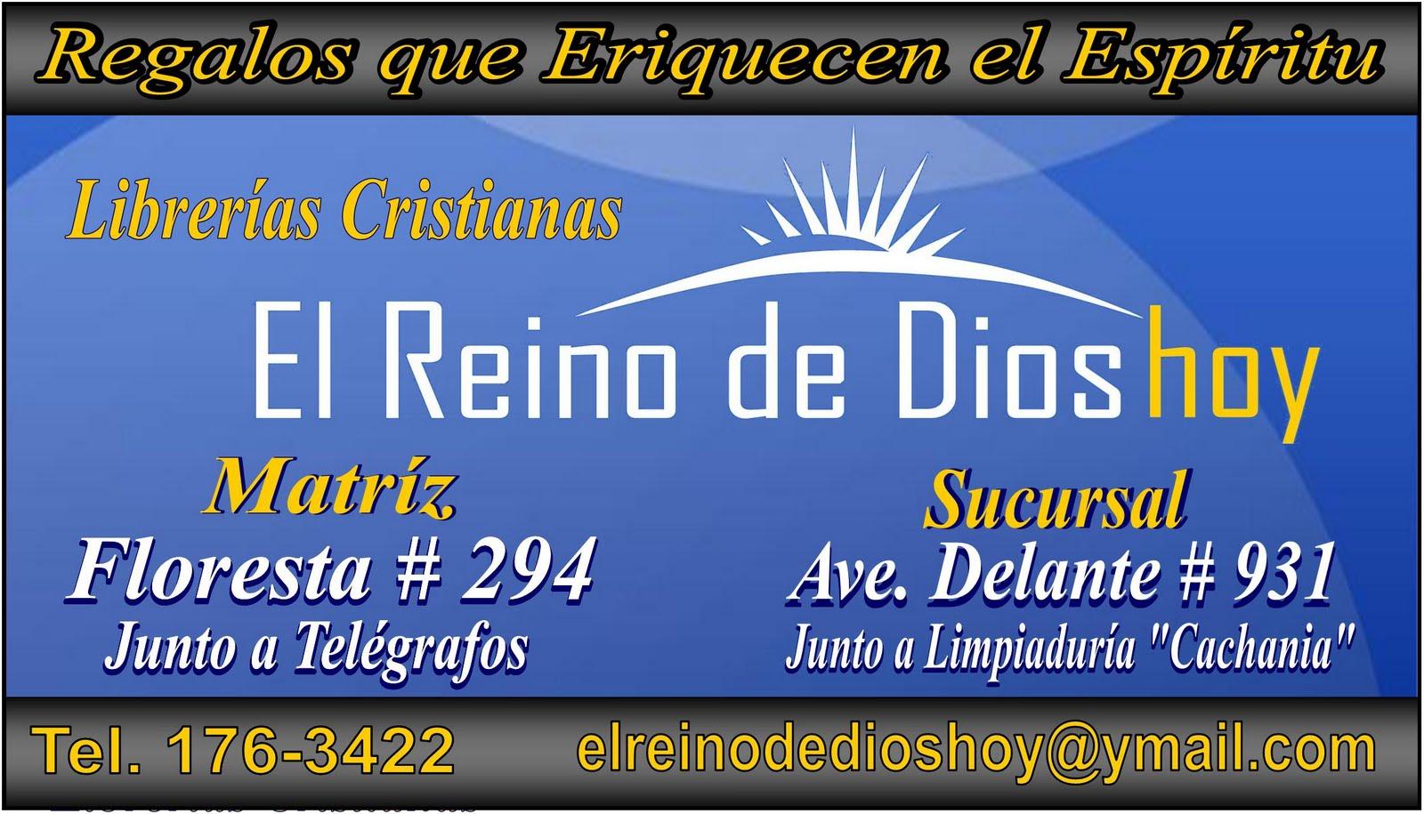 Librer a cristiana librer as cristianas el reino de dios hoy - Librerias cristiana ...