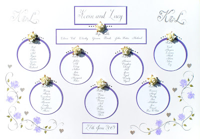 wedding table plan template