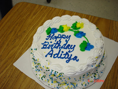 Cake Images With Name Kartik : Aditya and Karthik