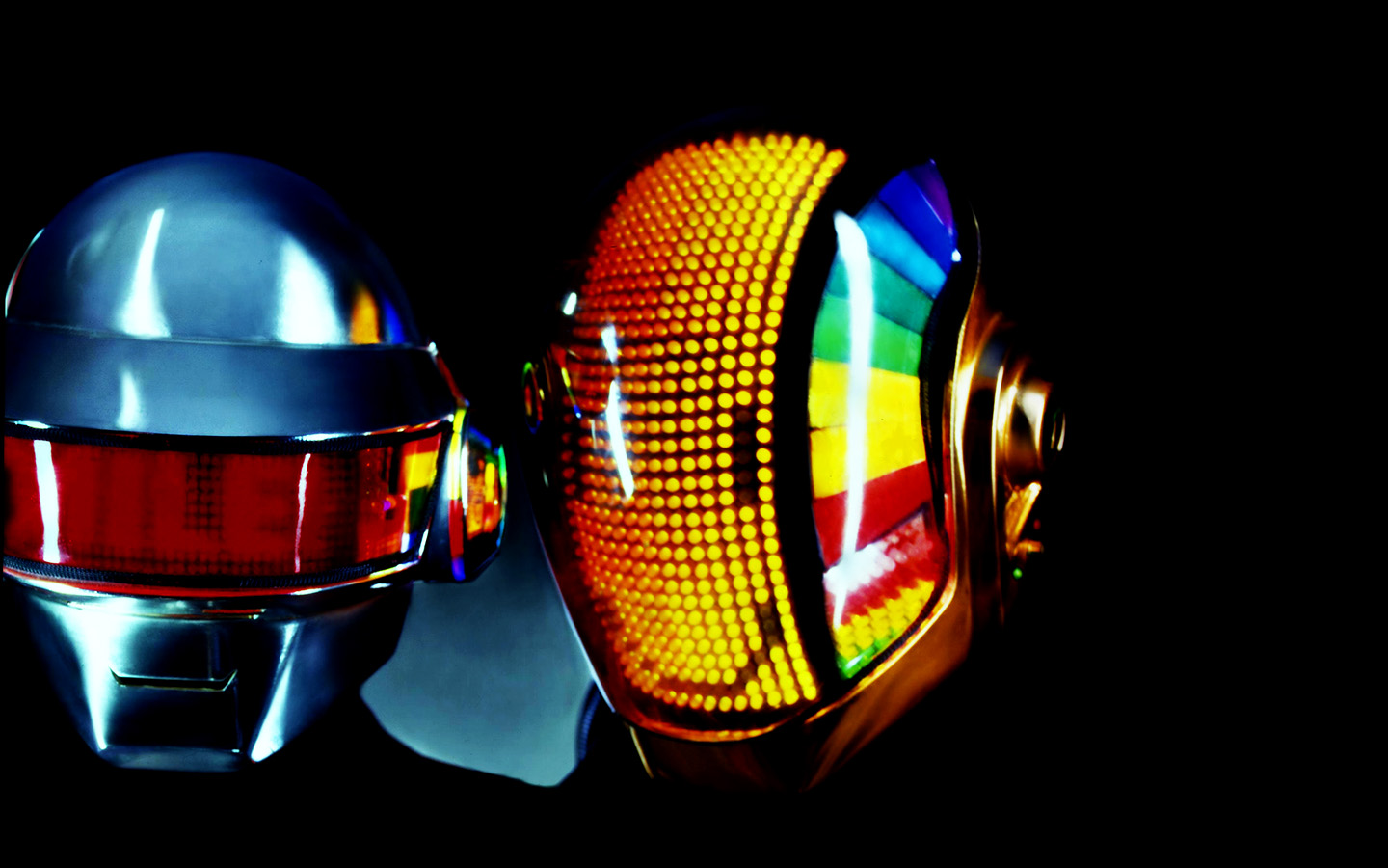 French Musicians Daft Punk For Desktop