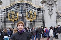 Palatul Buckingham, Londra, Anglia