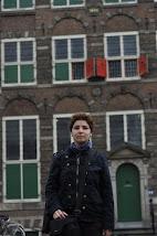 la casa lui Rembrandt in Amsterdam, Olanda