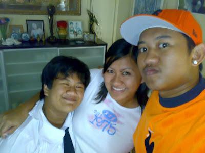 Paola, Arlene & Archie