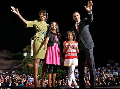 Obama date of birth in Brisbane