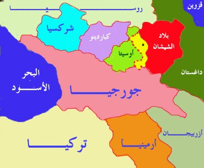 الملامح الجغرافية و السكانية و لغة و ديانة أهل الشيشان %D8%AE%D8%B1%D9%8A%D8%B7%D8%A9+%D8%A7%D9%84%D8%B4%D9%8A%D8%B4%D8%A7%D9%86