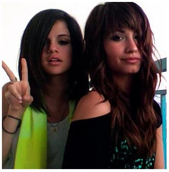 selena gomez and demi lovato 2011. selena gomez and demi lovato