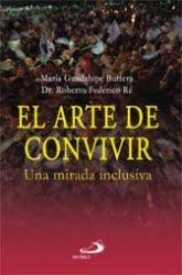 """""""El Arte de Con-Vivir"""" todos ellos de la Colección SALUD INTEGRAL, Ed. SAN PABLO"""