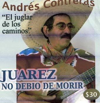 DISCO: JUAREZ NO DEBIÓ MORIR