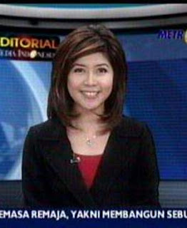 pembawa acara berita malam di metro tv metro malam dan acara mingguan